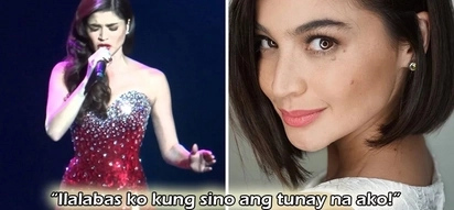 Na-bash nang husto! Anne Curtis recalls how she suffered from the hands of bashers when they found out she wanted to be a singer!