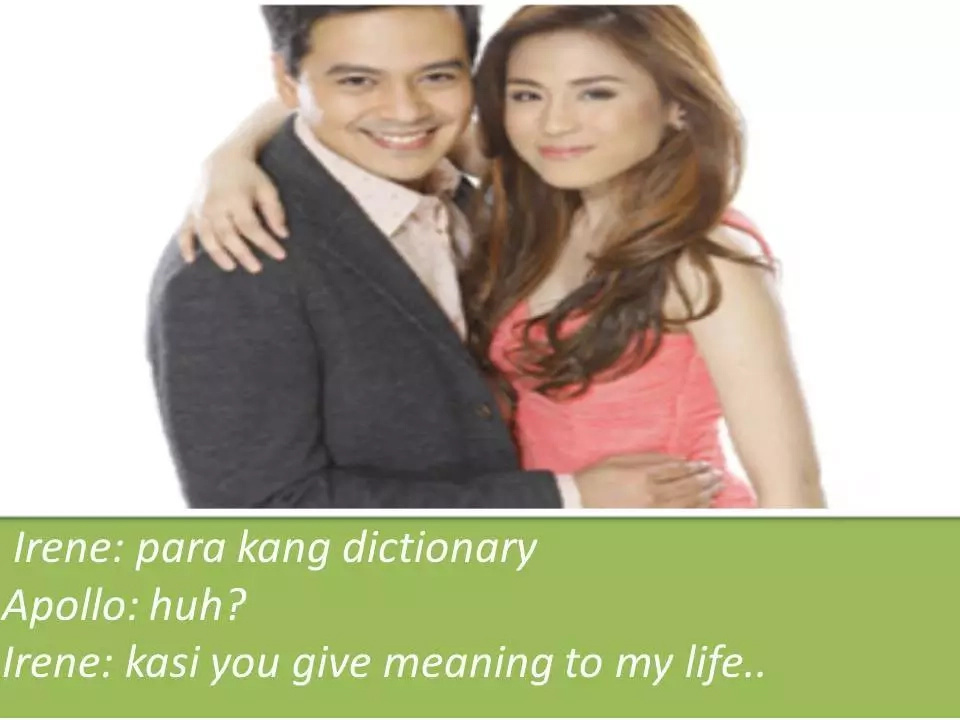 """Funny but heartwarming pick-up lines from My Amnesia Girl. Top 10 cute """"hugot"""" pickup lines!"""