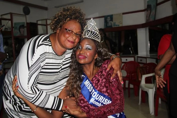 Deaf girl crowned Miss Tourism Mombasa