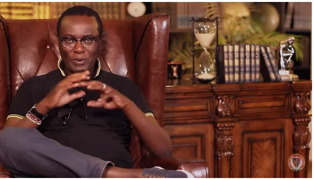 The Luo nation should be allowed to secede and join Uganda-Mutahi Ngunyi