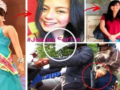 This Pinay beauty queen in Bulacan was killed by fake delivery boys who gave her flowers & chocolates. Find out the horrifying details!