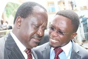 Raila Odinga initiates process to deliver final blow to Ababu Namwamba