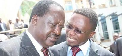Raila Odinga initiates process to deliver final blow to Ababu Namwamba