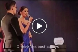 Kakatawa! Beauty pageant contestant gives hilarious answer to cyberbullying question