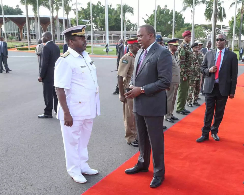 President Uhuru makes third trip in less than two weeks