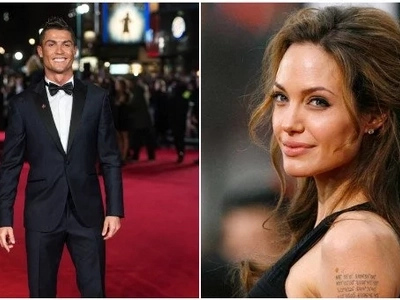 Cristiano Ronaldo, Angelina Jolie lined up to star alongside each other in TV drama