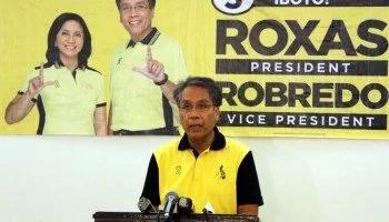 Roxas to Duterte: