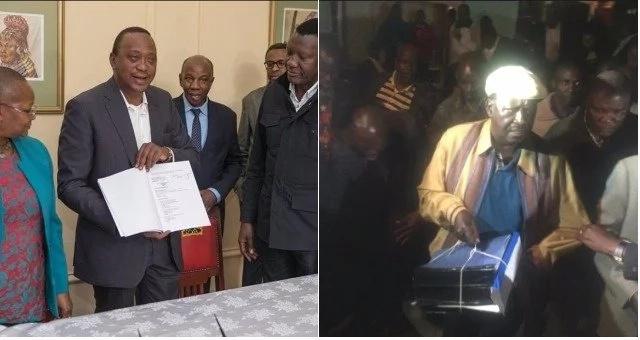 Siapishwi mpaka Mahakama imalize kesi ya NASA dhidi ya IEBC na Uhuru-Babu Owino