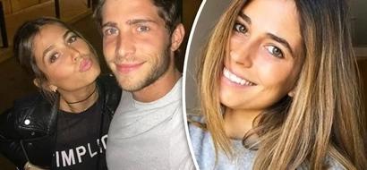See gorgeous Barcelona star Sergi Roberto's girlfriend that inspired her boyfriend to score the winner against PSG