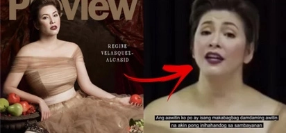 Regine Velasquez belts out an unexpected Pinoy song for Independence Day