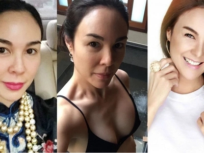 Enjoyin mo na lang trip ko! Gretchen Barretto fires back at her basher in the classiest way ever