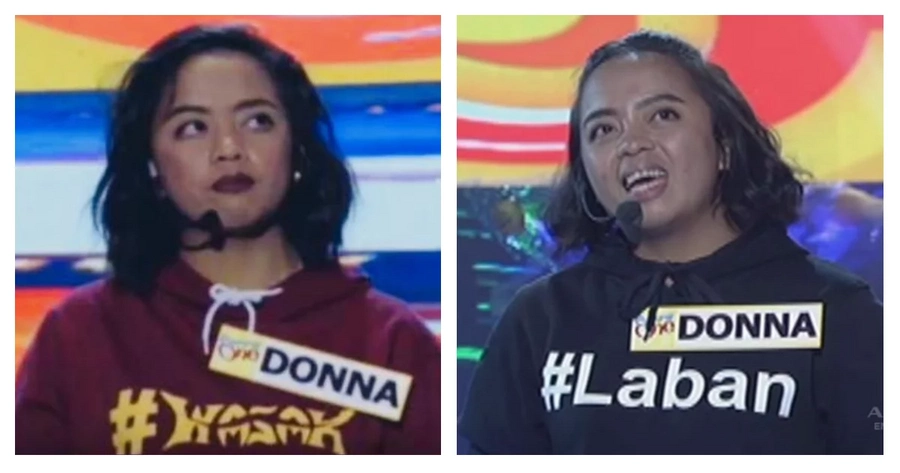 'SAWI Theme Park' and other funny hugots of Donna Cariaga on It's Showtime's The Funny One