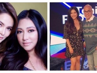 Kumabilang bakod na! Rufa Mae Quinto breaks her silence on rumors that she has left GMA to become a Kapamilya