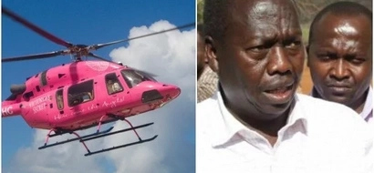 Governor brags how he can fuel a chopper after staff contributed money for him