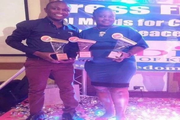 Kenyan radio presenter goes international, joins a South African radio station