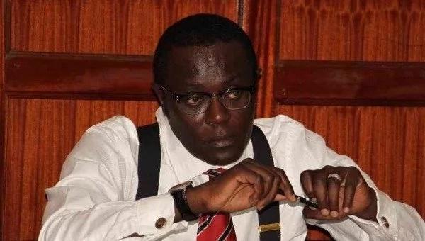 Unlike his father, Raila is a coward - Mutahi Ngunyi