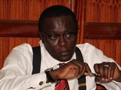 Mutahi Ngunyi attacks Raila after failed swearing-in ceremony and terms him a coward