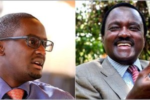 Four surprising things you did not know about Kalonzo Musyoka's son who is giving Jubilee sleepless nights