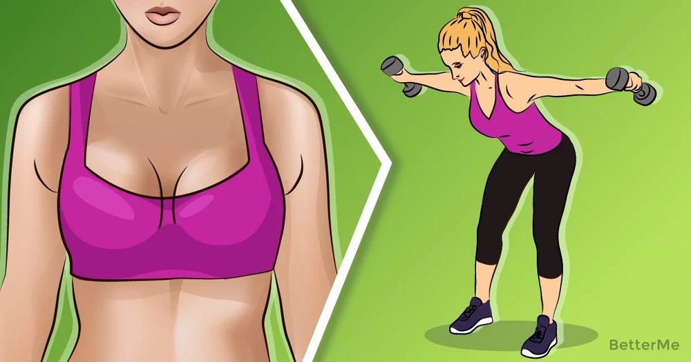 5 effective exercises to reduce armpit fat
