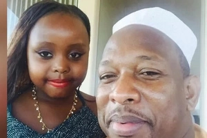 Photo: See Senator Sonko's adorable, rumored  'secret wife and child'