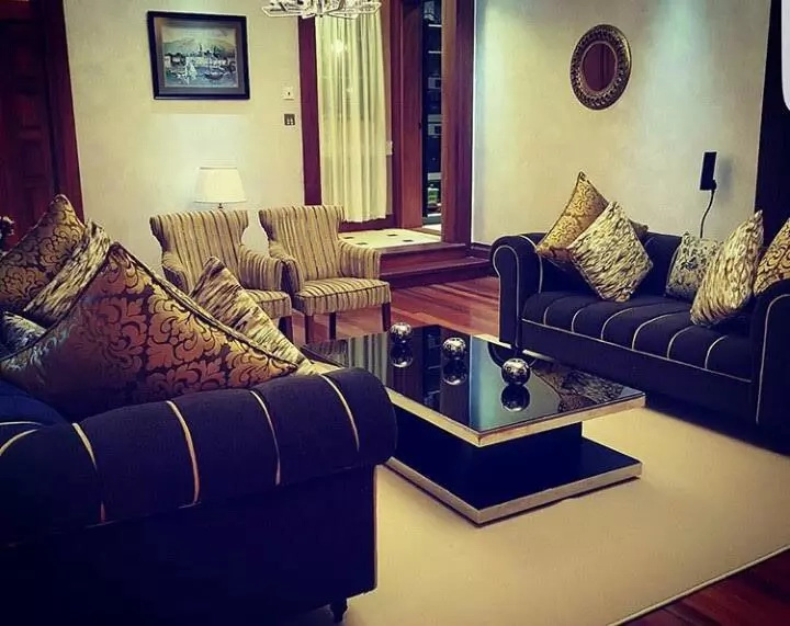 Inside Keroche Breweries heiress's expensively furnished house