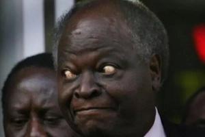 The sad story of retired president Kibaki's bodyguard who now works as a watchman