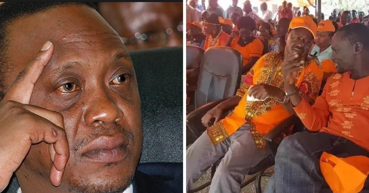 Mara SABA ambazo Uhuru amekasirika na kushangaza wananchi