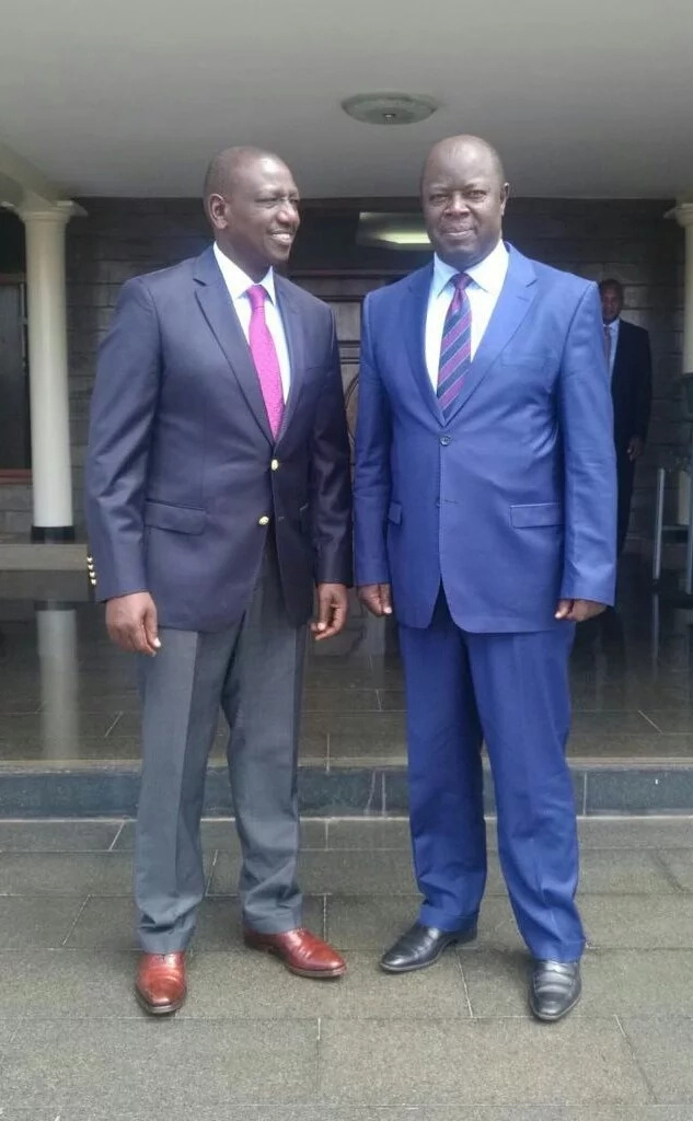 Jubilee leaders warn William Ruto after his private meeting with a NASA governor