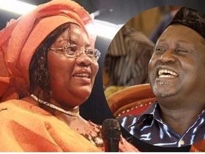 Raila's wife explains why he loves using vitendawili while addressing Kenyans