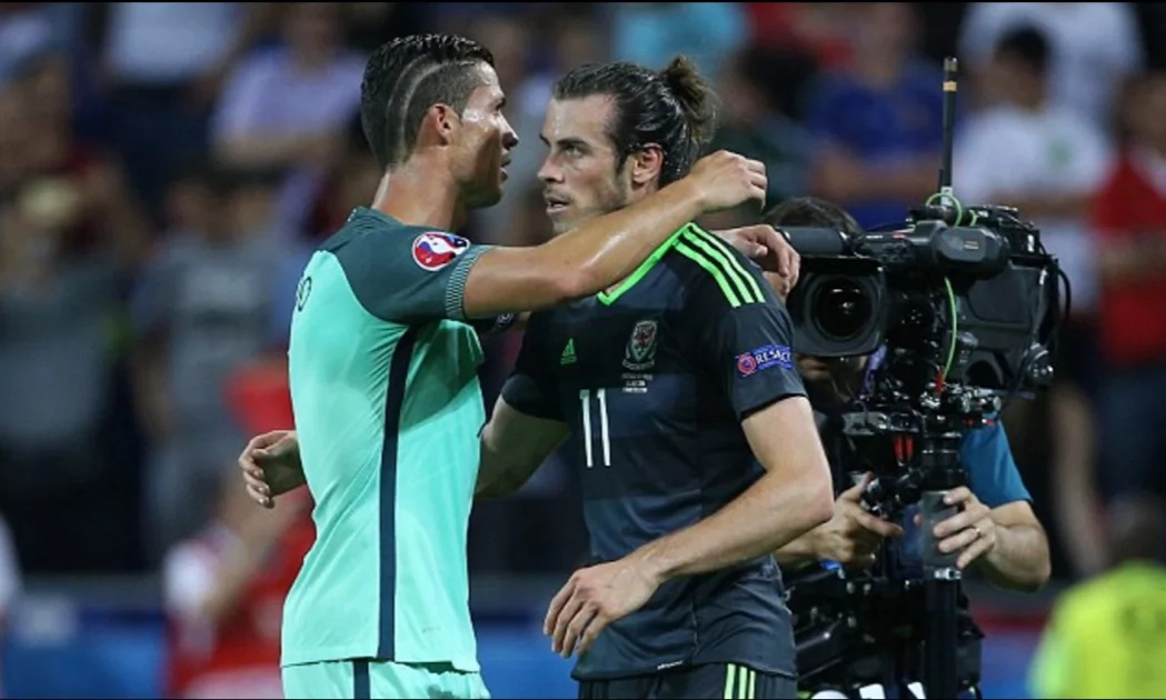 Ronaldo scores against Wales to help Portugal reach finals