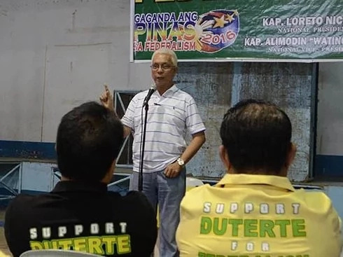 Duterte's campaign manager refuses DILG post