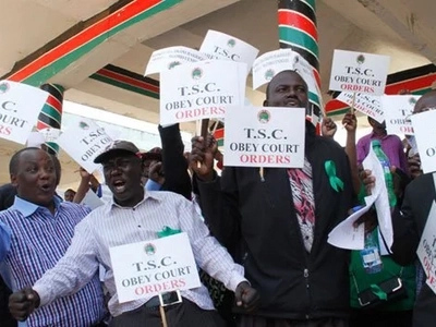 Why KNUT has issued a notice of another teachers strike