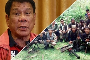 Duterte threatens Abu Sayyaf: 'I will eat you alive'
