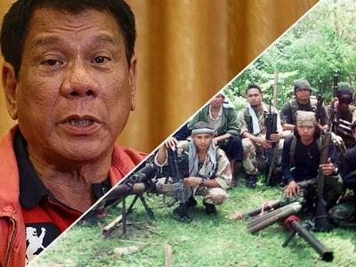 Duterte threatens Abu Sayyaf: 'I will eat you alive'