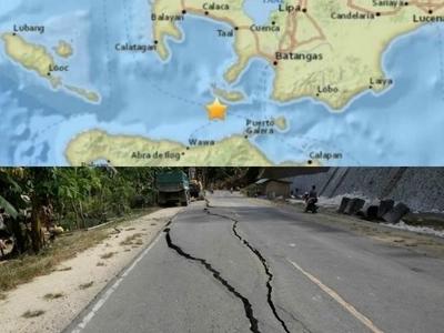 5.2 magnitude earthquake incites horror in Batangas
