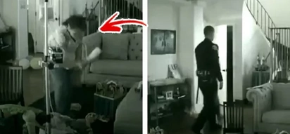 Grabe naman 'to! Helpless parents watch on nanny cam as babysitter beats and abuses their special needs son