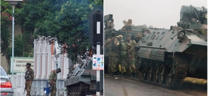 Update! Zimbabwe's military releases full statement after seizing power