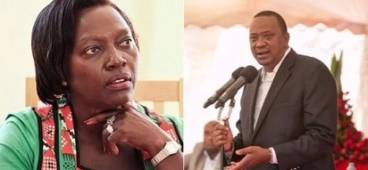 Martha Karua walks out of Uhuru meeting at Sagana State Lodge