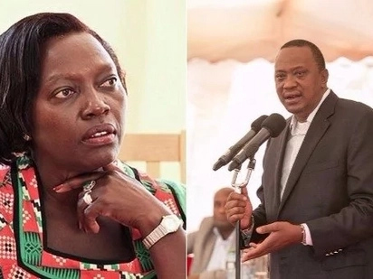 Martha Karua takes swipe at Justice Njoki Ndung'u over her dissenting judgement
