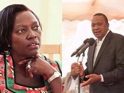 Martha Karua takes swipe at Justice Njoki Ndung'u over her dissenting judgement