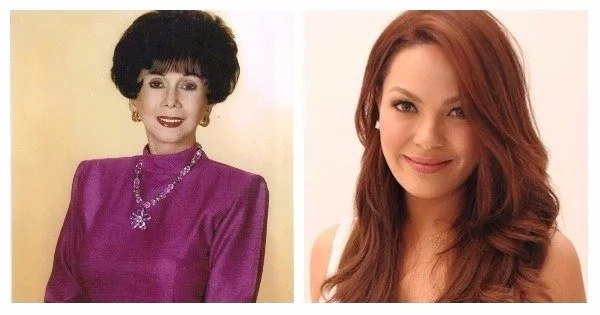 Classic beauties versus present-day Belle stunners. Comparing Philippine actresses of then and now.