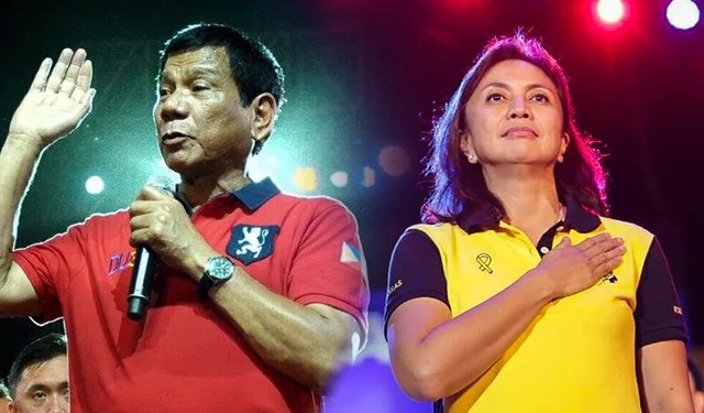 Duterte, Robredo to hold separate inaugurations