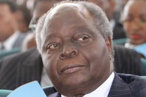 After admission to a South African hospital, this is why Mwai Kibaki is selling his piece of land valued at KSh 11 billion