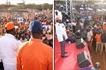 Jubilee wapigwa kikumbo na NASA ambao wanachukua Uhuru Park kwa mkutano wa mwisho