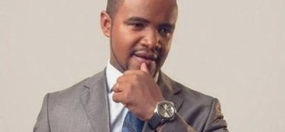 Aliyekuwa mtangazaji wa Citizen TV, Johnson Mwakazi, apata kazi mpya
