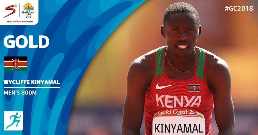 Relief as Kenya bags first gold medal in Australia following a string of unlikely misses