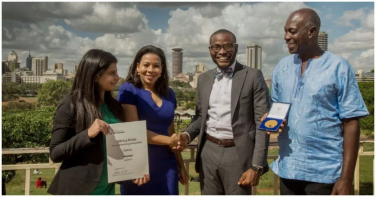 Learning app developed by African tech entrepreneur wins prestigious award
