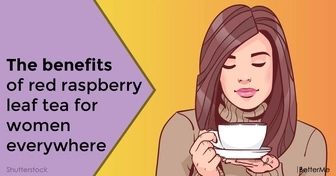 The benefits of red raspberry leaf tea for women everywhere