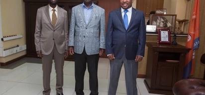 Handshake effect: Raila Odinga holds meeting with Mike Sonko
