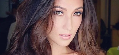 Solenn Heussaff corrects interpreter over incorrect translation of Miss Universe France's answer